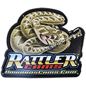 Howards Cams, Rattler Metal Sign