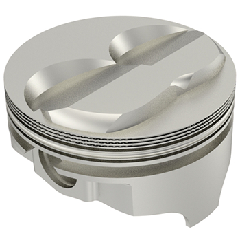 Icon, 2618 Forged Pistons, Chev SB 383, Hollow Dome, 4 040