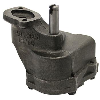 Buy sbc oil pump pro maxx low volume external high bypass 40psi 3 4
