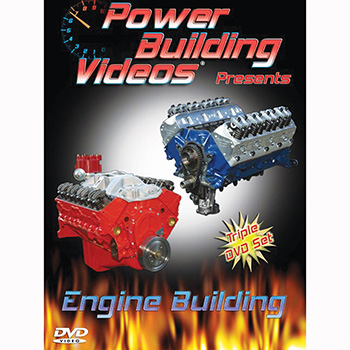 Auto Shop Videos, Engine Building DVD