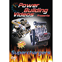 Power Building Videos, Superchargers, DVD