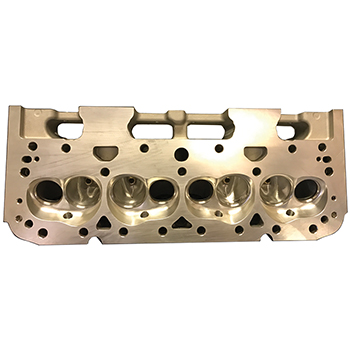 ProMaxx Shocker 225 CNC Ported Chev SB Heads-Competition Products