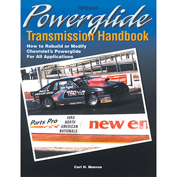 Hpbooks Powerglide Transmission Handbook Competition Products