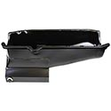 Power Products Low Profile Kicked-Out Sump Pan, Chev SB Pre-'80