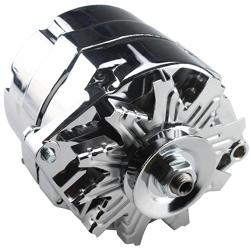 140AMP HIGH OUTPUT HIGH AMP ALTERNATOR Fits DELCO 12SI 1-WIRE ONE WIRE 140AMP