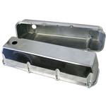 Power Products Polished Aluminum Valve Covers