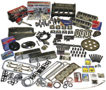 Machined & Balanced Chevrolet SB 385ci Complete Super Street Engine Kit