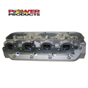 Power Products, Cylinder Head, Chev BB, Aluminum, 335/122cc, Bare, Each