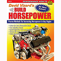 SA Design, David Vizard's How to Build Horsepower Book