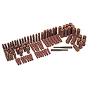 Standard Abrasives, 92 Pc. Cartridge Roll Kit