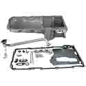 TSP, Aluminum LS-Series Oil Pan Kit for Engine Swap Applications