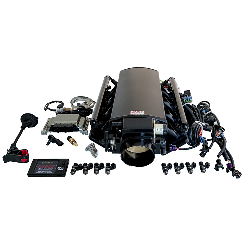 Fitech Ultimate Ls Induction System Ls3 L92 Up To 500hp