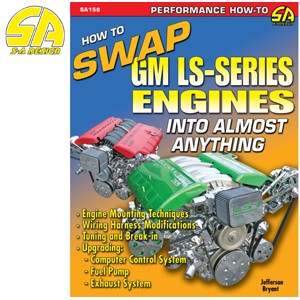 sa design, how to swap gm ls-series engines book ... ls engine wiring books ls engine wiring harness conversion book #10