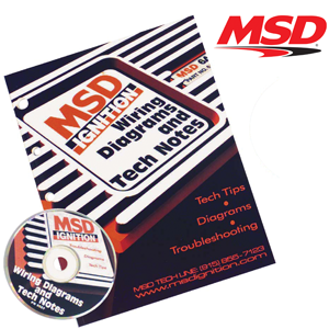 msd ignition, wiring diagrams and tech notes book competition products ford msd ignition wiring diagram 6 msd ignition, wiring diagrams and tech notes book